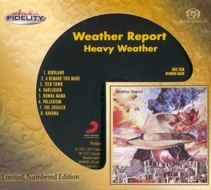 Weather Report - Heavy Weather (1977) [2017 SACD]