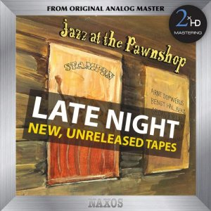 Arne Domnerus - Jazz at the Pawnshop: Late Night (2015) [Hi-Res]