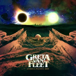Greta Van Fleet - Anthem Of The Peaceful Army [WEB] (2018)