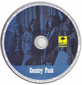 Country Funk - Country Funk (1970) [Reissue] (2008)