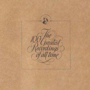 Franklin Mint - 100 Greatest Recordings of All Time (1979-1980) [100 LP Box Set] (Vinyl Rip, 24 bit)