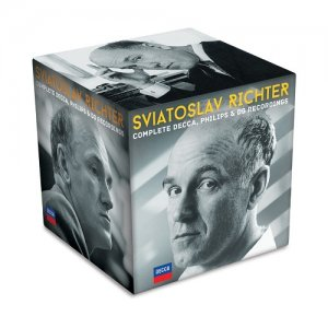 Sviatoslav Richter - Complete Decca, Philips & DG Recordings (51CDs Box Set) (2015)