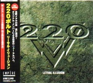 220 Volt - Lethal Illusion (1997)