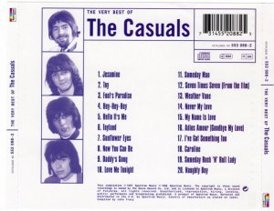 The Casuals - The Very Best Of (1968-71) (1997)
