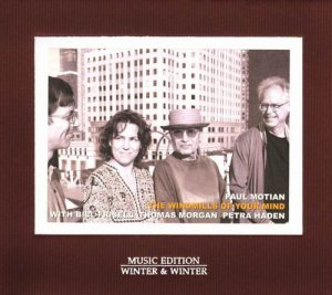 Paul Motian - The Windmills Of Your Mind (2011)