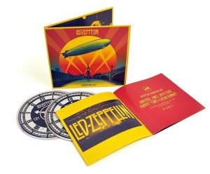 Led Zeppelin - Celebration Day [2CD Deluxe Edition] (2012)