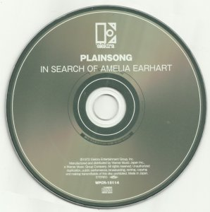 Plainsong - In Search of Amelia Earhart (1972) [Japan] (2013)
