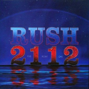 Rush - 2112 [Deluxe edition] (2012) [Blu-ray]