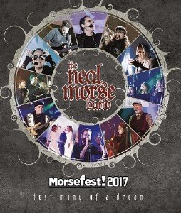 The Neal Morse Band - Morsefest! 2017 - Testimony of a Dream (2018) [BDRip 1080p]