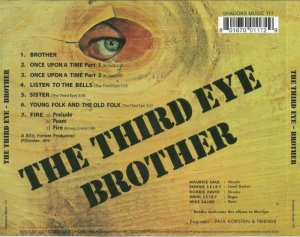 The Third Eye - Brother (1970) (2010)