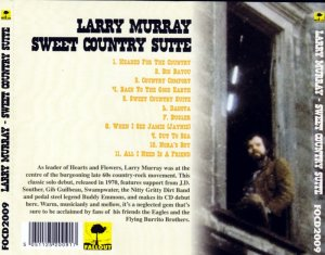 Larry Murray - Sweet Country Suite [1970] Reissue (2006)