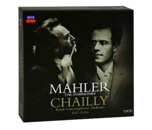 Riccardo Chailly - Mahler: The Symphonies (12CD Box Set, 2005)