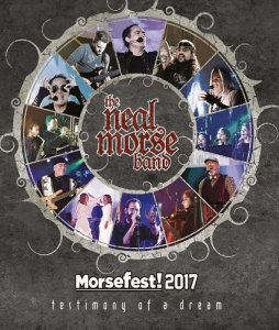 The Neal Morse Band - Morsefest! 2017 - Testimony of a Dream (2018) [2xBlu-ray]