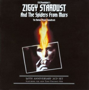 David Bowie - Ziggy Stardust and The Spiders From Mars: The Motion Picture Soundtrack [2CD] (1983) [Remastered 2003]