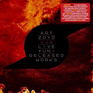 Art Zoyd - 44?: Live + Unreleased Works [12CD] (2017)
