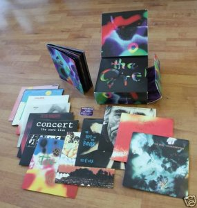 The Cure - Assemblage (12 CDs Box Set) (1991)