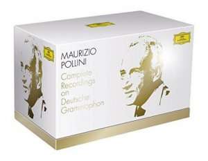 Maurizio Pollini - Complete Recordings on Deutsche Grammophon (55 CDs Box Set) (2016)