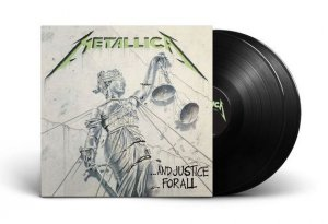 Metallica – ...And Justice For All (2018)[2LP Remastered, 24bit/96kHz]