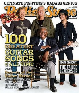 VA - Rolling Stone Magazine: 100 Greatest Guitar Songs Of All Time (2008)