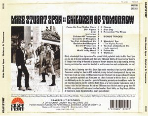 Mike Stuart Span - Children Of Tomorrow (1964-68) Remaster (2011)