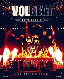 Volbeat - Let's Boogie: Live From Telia Parken (2018) [Blu-ray]