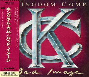 Kingdom Come - Bad Image (Japan 1st Press) (1993)