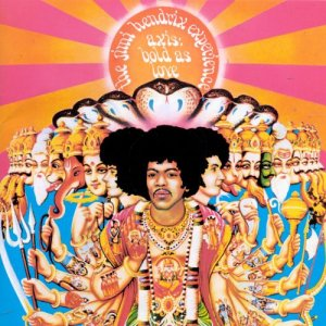 The Jimi Hendrix Experience - Axis: Bold As Love (1967/2018) [SACD-R]