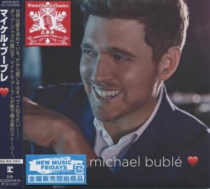 Michael Buble - Love (2018) [Japan Edition]