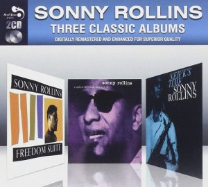 Sonny Rollins - Three Classic Albums (2012)