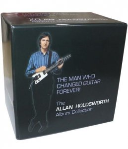 Allan Holdsworth - The Man Who Changed Guitar Forever: The Allan Holdsworth Album Collection (2017) [24bit/96kHz]