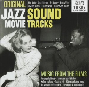 VA - Original Jazz Sound Movie Tracks (2018)