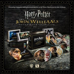 John Williams - Harry Potter: The John Williams Soundtrack Collection (7CD Box Set, 2018)
