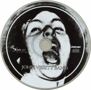 John Verity Band - John Verity Band (1973) (2008)
