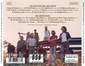 The Ozark Mountain Daredevils - The Car Over The Lake Album / Men From Earth (1975-76) (2006)
