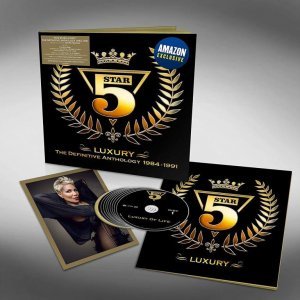 Five Star (5 Star) - Luxury: The Definitive Anthology 1984-1991 (9CDs) - 2018