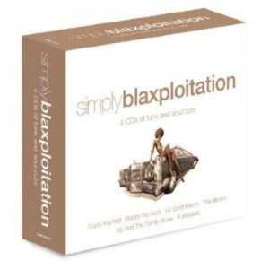 VA - Simply Blaxploitation [4CD Set] (2012)
