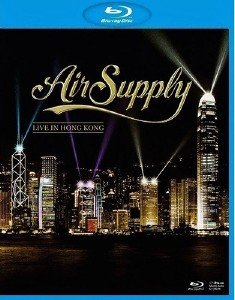 Air Supply - Live in Hong Kong (2014) [Blu-ray]