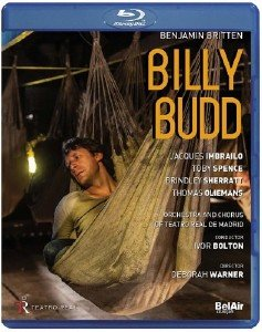 Britten - Billy Budd (2018) [Blu-ray]