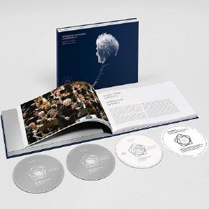 Berliner Philharmoniker - Simon Rattle's farewell with Mahler's Sixth (2018) [Blu-ray]