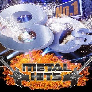 VA - No.1 80's Metal Hits (2016) [DVD9]