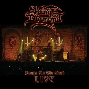 King Diamond - Songs For The Dead - Live (2019) [Blu-ray]