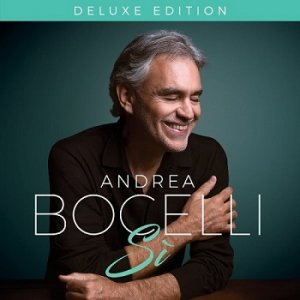 Andrea Bocelli - Si (Target Edition) (2018)