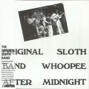 Original Sloth Band - Whoopee After Midnight (1973) (Korean Remastered, 2011)