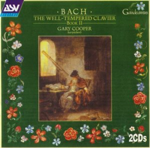 Gary Cooper - Bach: Well-Tempered Clavier Book II (2001)