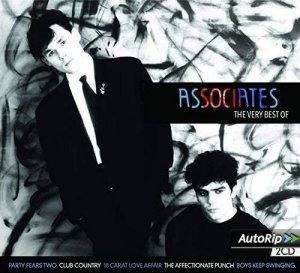 The Associates - The Very Best Of [2CD Remastered Set] (2016)