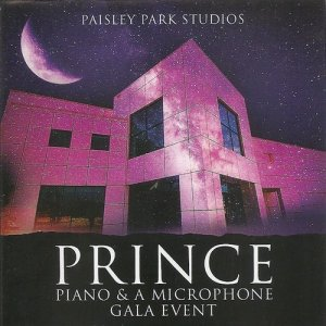 Prince - Piano & A Microphone Gala Event [2CD Set] (2016)