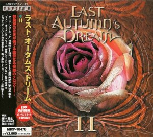 Last Autumn's Dream - Last Autumn's Dream II (2004)
