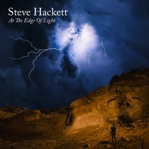 Steve Hackett - At The Edge Of Light (2019) (HDtracks)