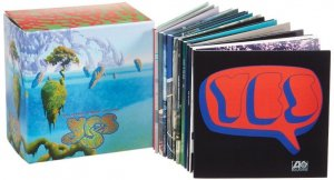 Yes - The Studio Albums 1969-1987 [Box Set 13CD] (2013)