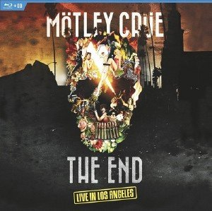 Motley Crue - The End: Live in Los Angeles (2016) [Blu-ray]
